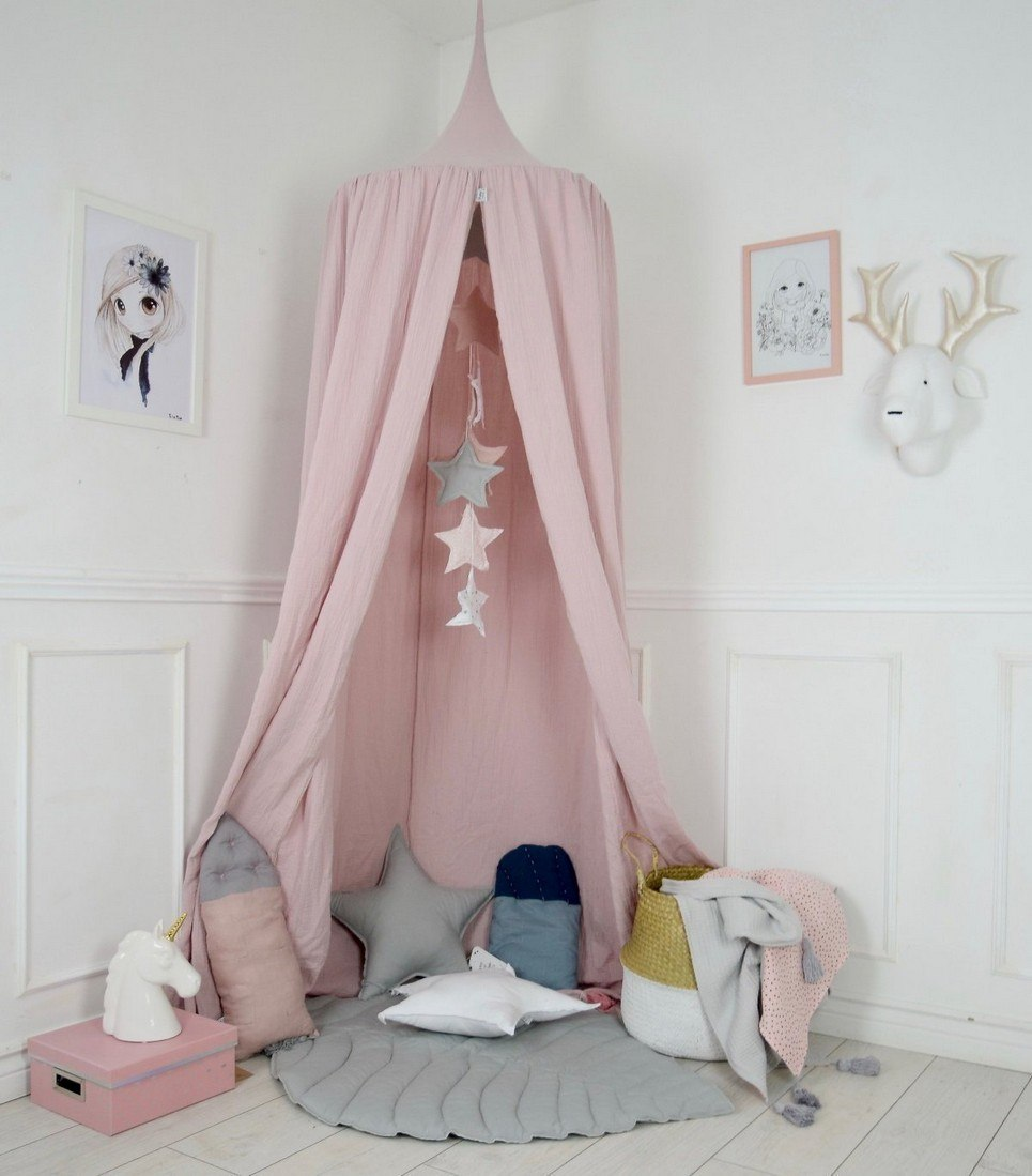 Baldachin Princess Children's Bed Canopy