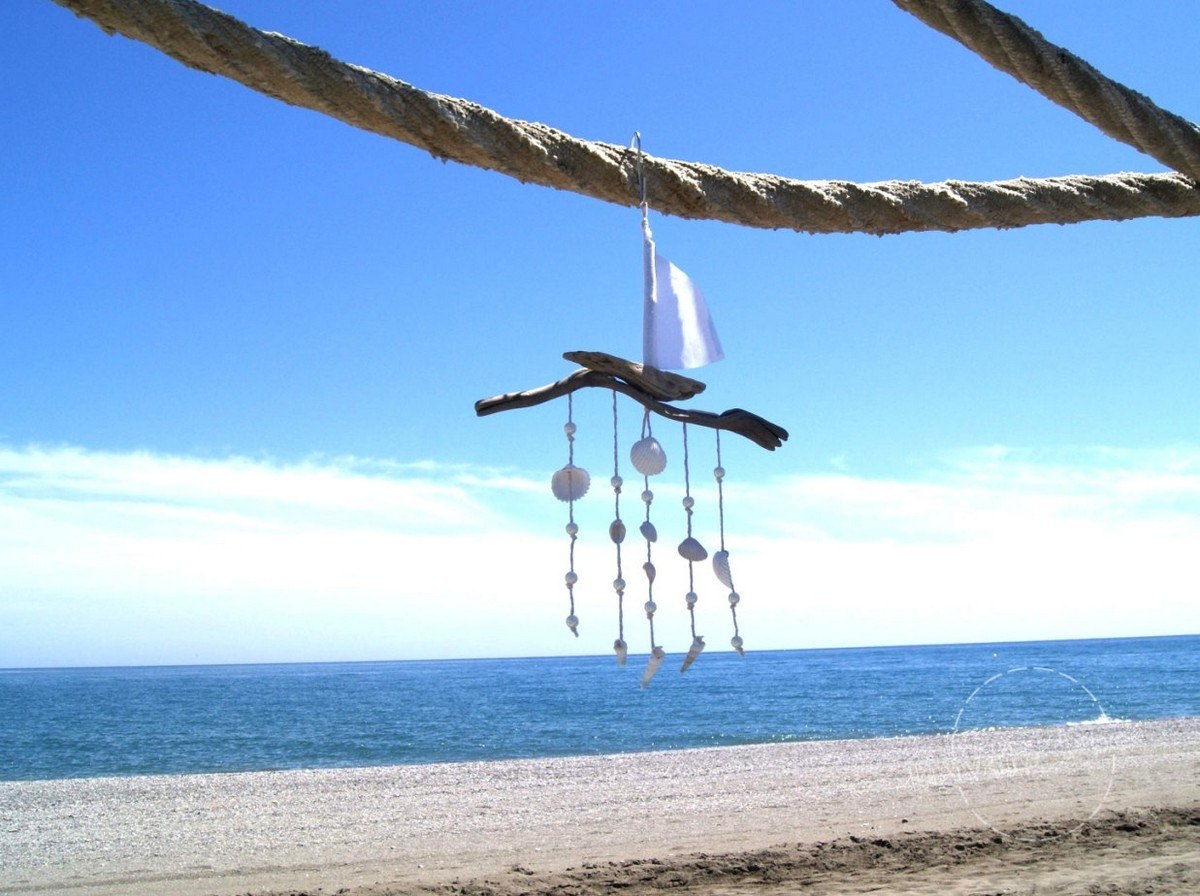 Wind chimes are a simple way to add charm and interest to your outdoor space. If you want to add some beautiful and romantic ornaments to your patio, balcony, or garden, hand-crafted wind chimes will impress you.