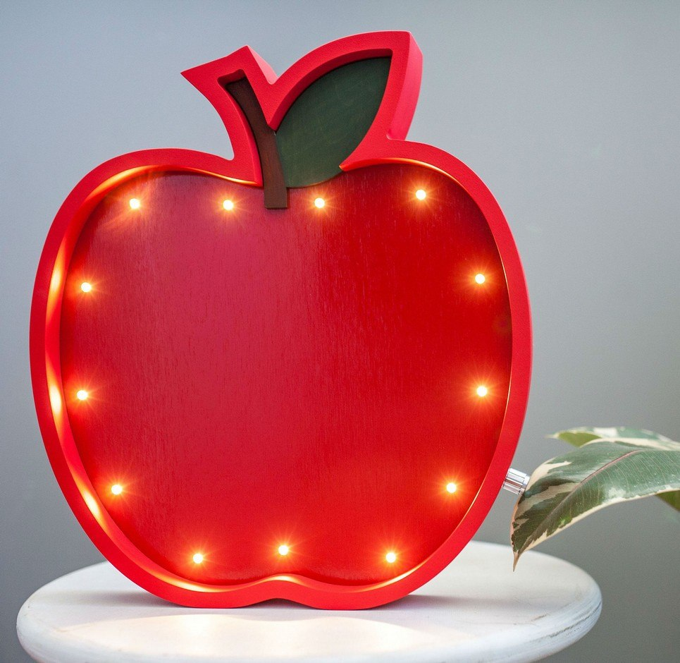 Happy First Day of School Decorative Night Light – 5