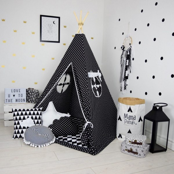 Scandi Love Children's Teepee Set