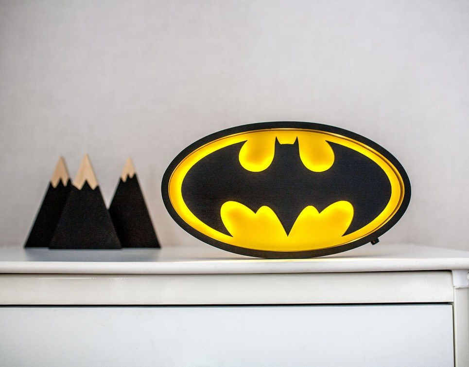 Batman Night Light – 8