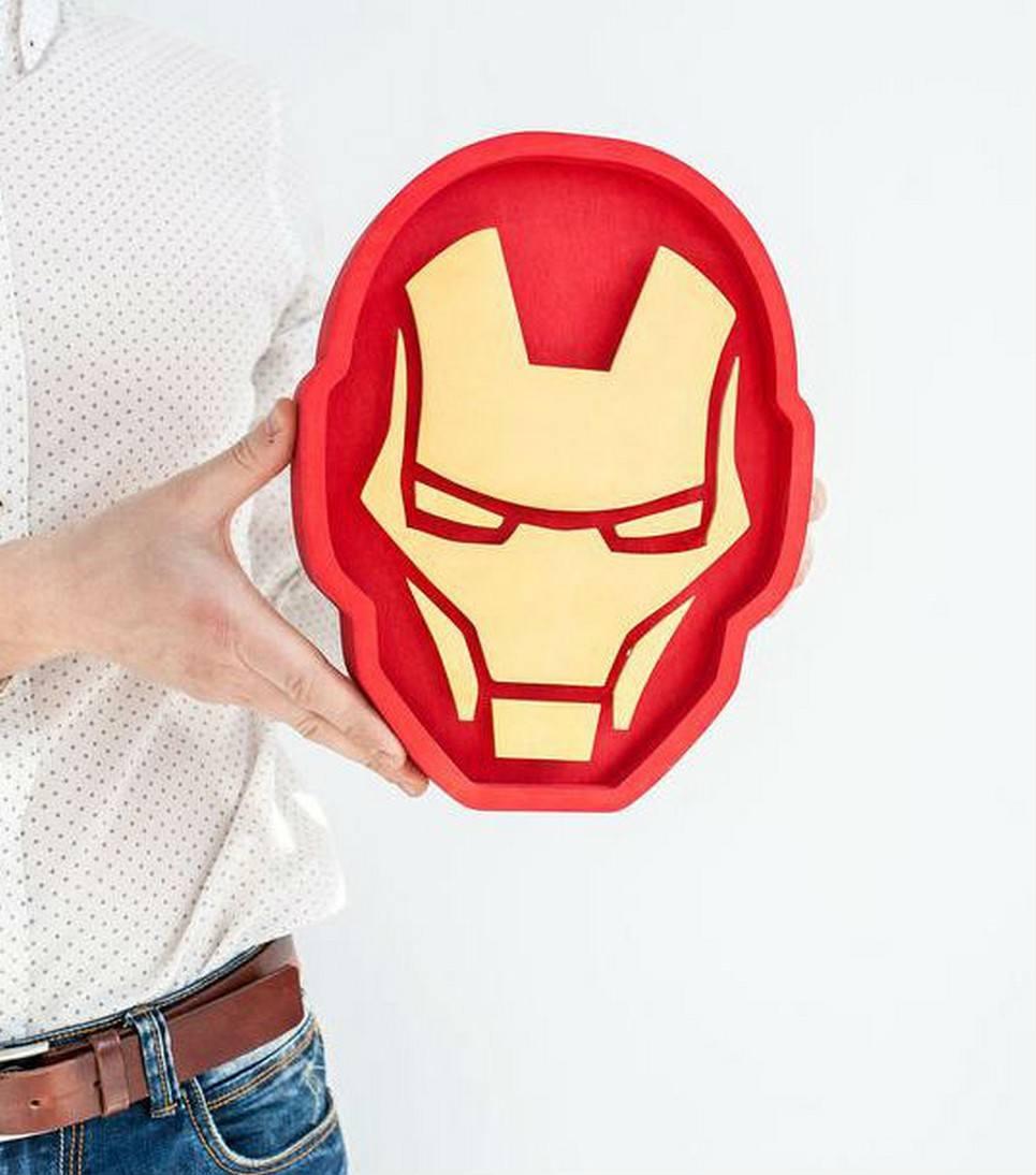 Iron Man Night Light – 5