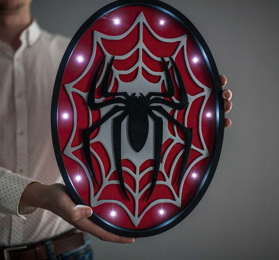 Spider Man Night Light – 4