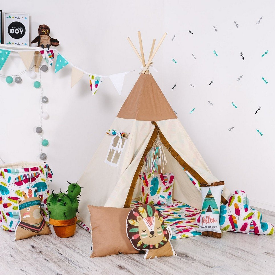 Child's Teepee Set Pocahontas