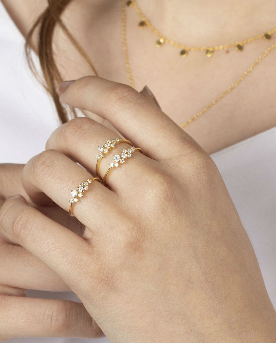 Babe Gold Ring