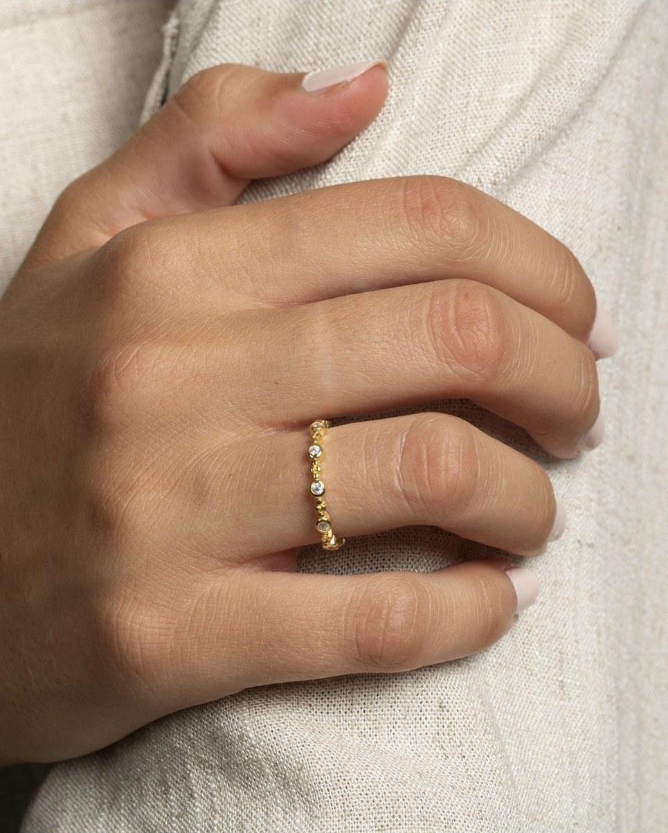 Belair Gold Ring