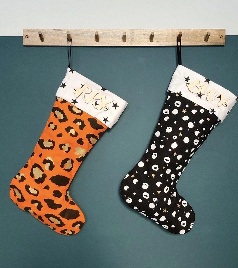 Personalised Name Christmas Stockings