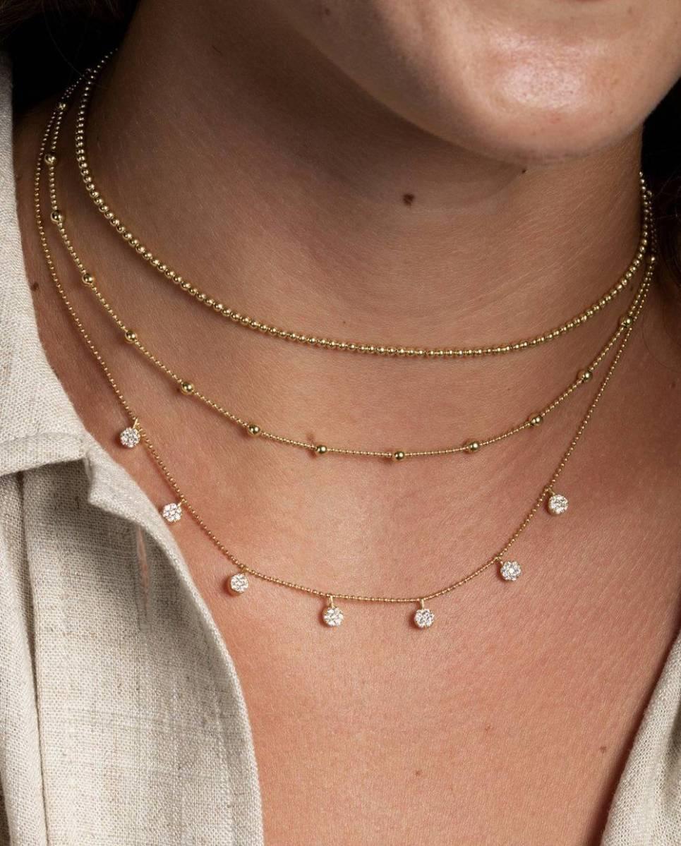 Bridget Gold Necklace