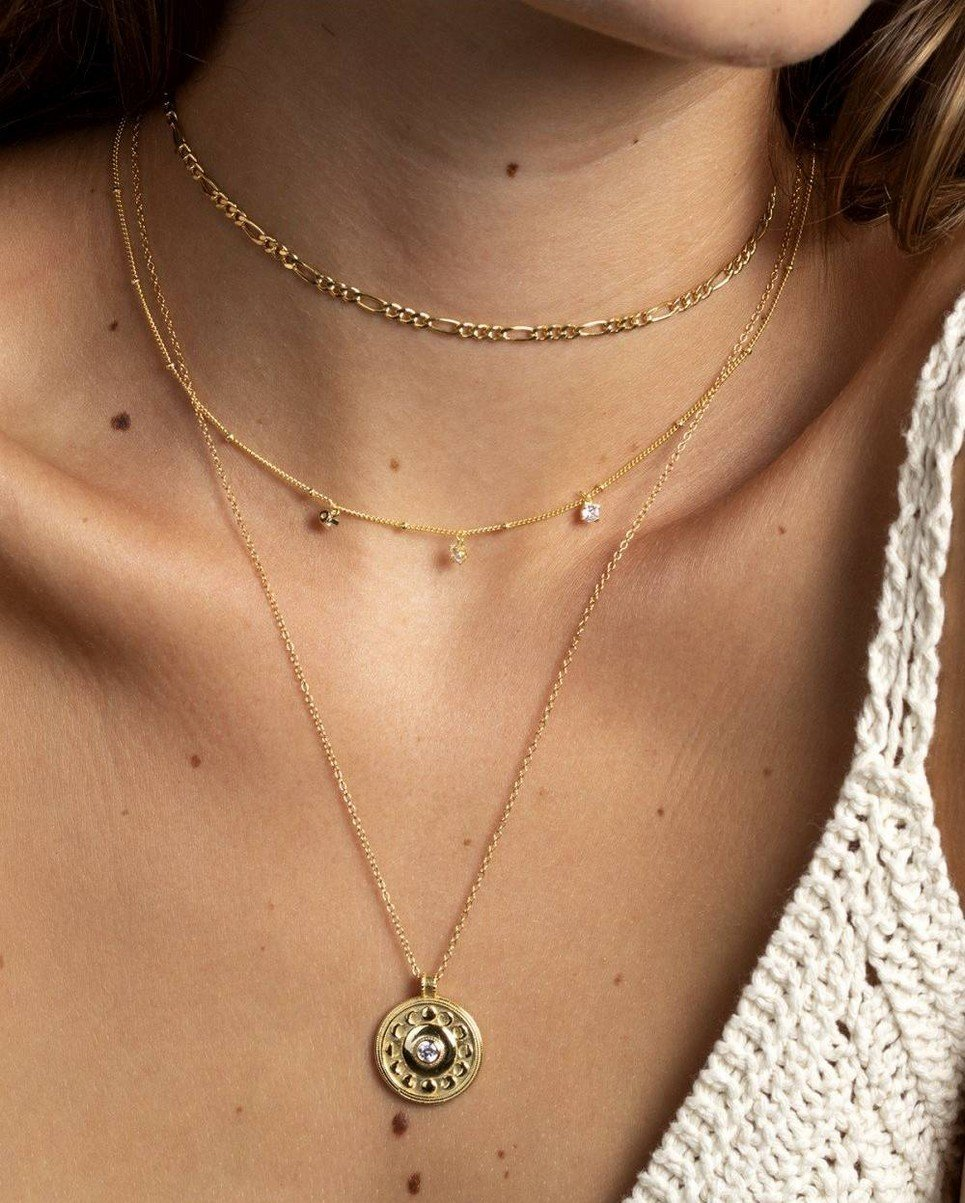 Madison Gold Necklace