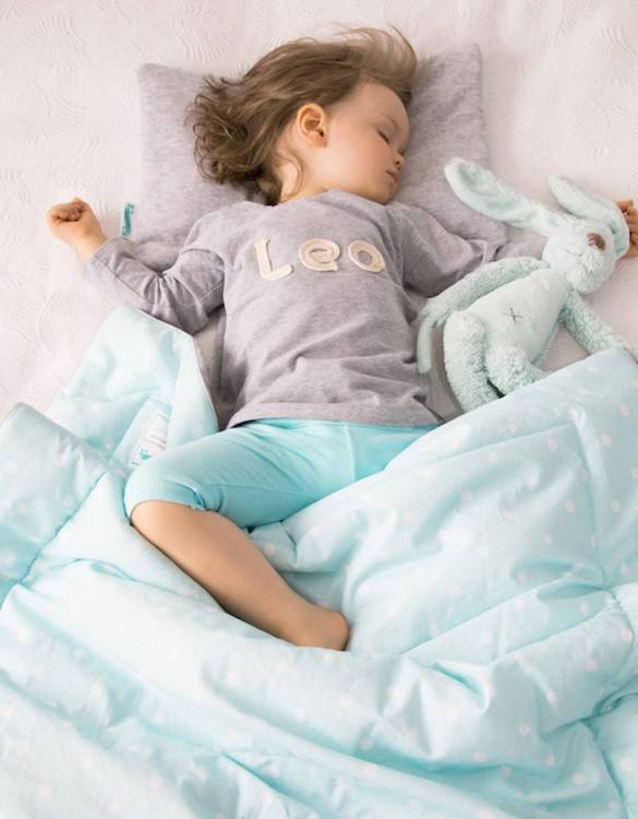 An excellent newborn gift idea, the Cotton Velour Blanket Lovely Dots Mint will keep your precious little one warm and snug. These quilted baby blankets are ideal for prams, cots and make a lovely bedroom accessory for many years to come.