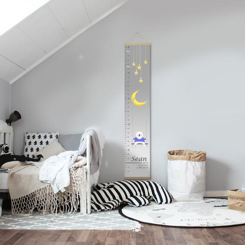 Personalised Star Child Growth Chart
