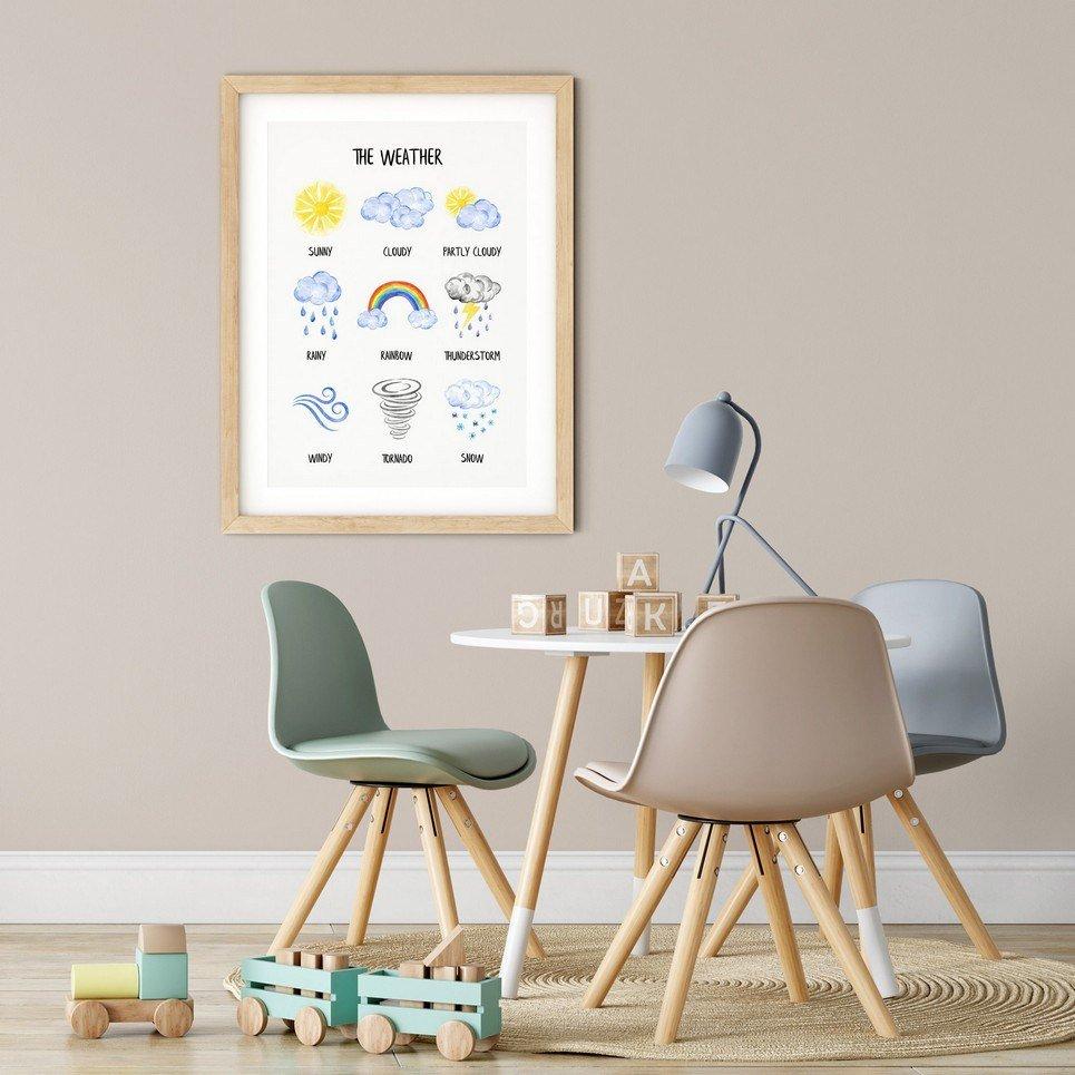 The Weather Nursery Print
