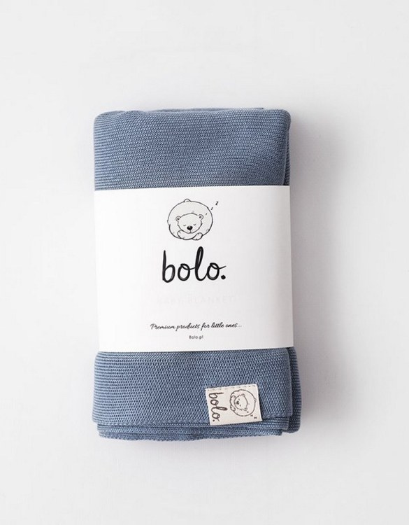Chic and cozy, the Blue Light Baby Bamboo Blanket adds a playful touch that will catch your little one's attention. The super soft material of this hooded baby blanket, feels almost like felt and is perfect for wrapping a new bundle of joy up in and is the perfect way of welcoming a new baby home.