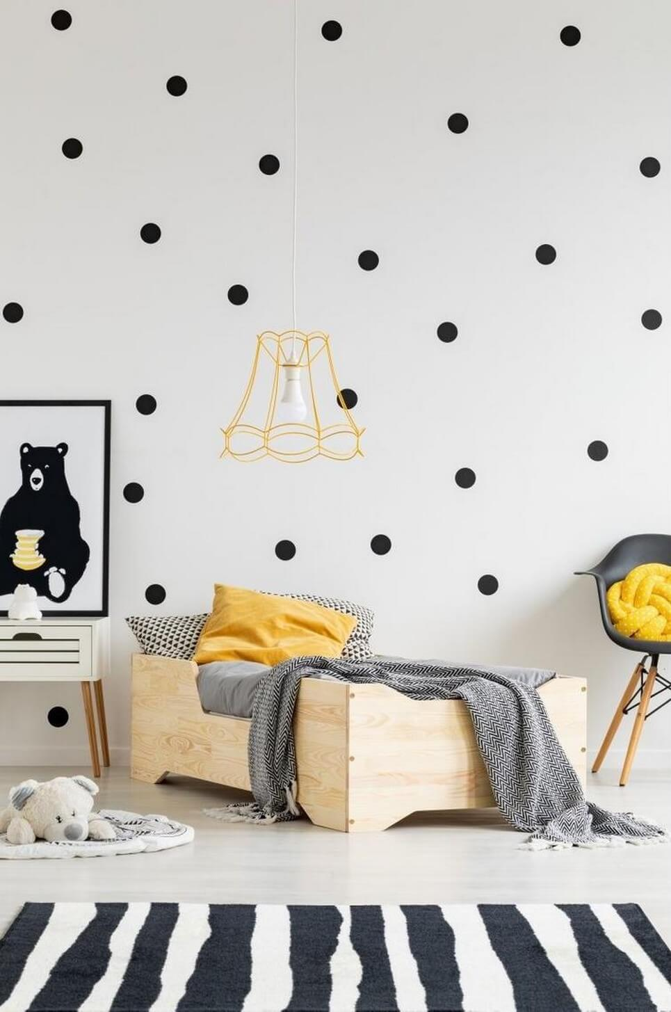 Pine Toddler Bed – 1