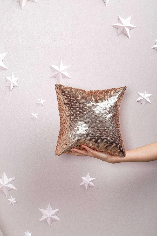 Square Decorative Pillow