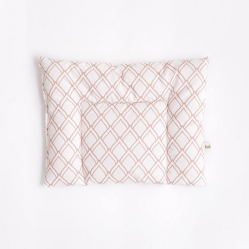 Pine Cone Cotton Baby Pillow