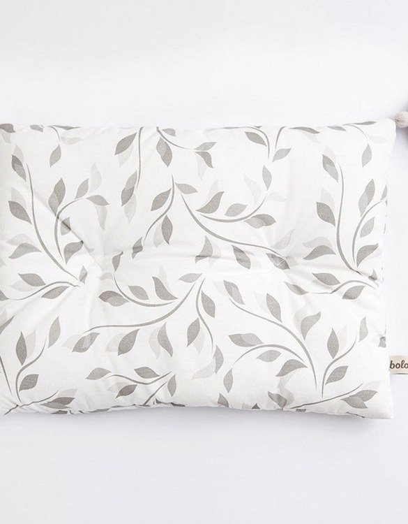 Perfect to suit your nursery theme, the Twigs Cotton Baby Pillow makes going to bed something special, an ideal way to conjure up sweet dreams. The perfect way to end the day this baby head pillow makes a great addition to any child's room and is a fun way to make sure that it feels special to them.