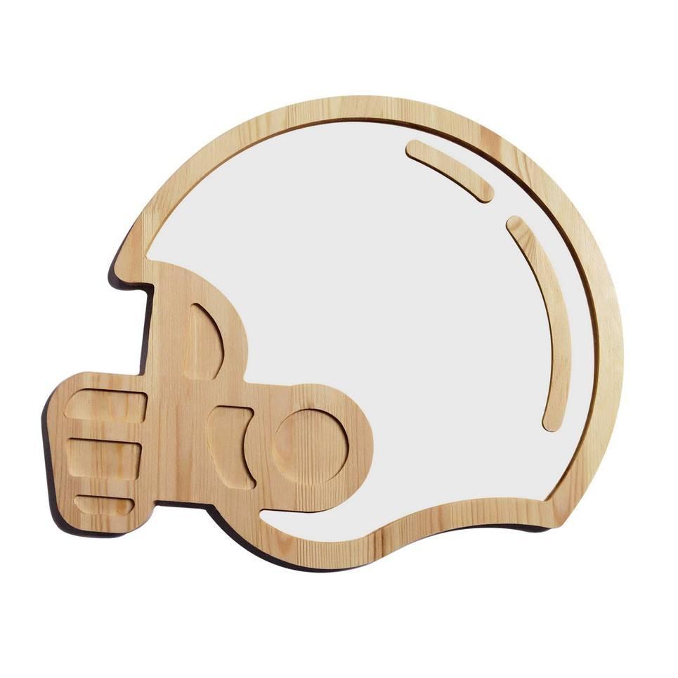 Magnetic Sport Helmet Kids Whiteboard