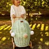 "Gorgeous wicker stroller for a doll, the Sage Low Wicker Doll Pram will be a favourite toy in no time. Such stroller is a great fun for every little ""mom"" and at the same time a 100% stylish, ecological and Polish toy."