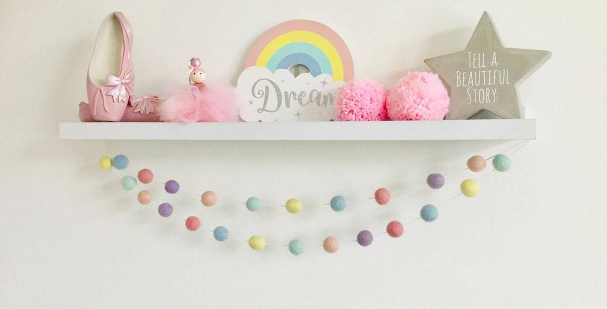 We love it when the crib wall is the focal point of a nursery—it's often the perfect statement piece, and it's so easy to let your crib bedding set the tone and color palette for baby's room.