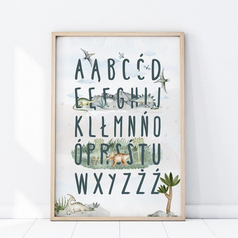 Alphabet Children's Poster