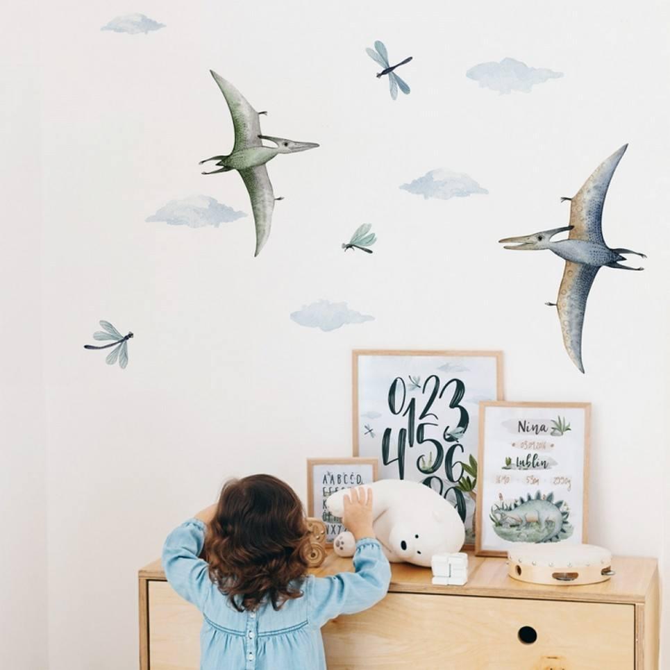 Dinosaurs Children's Wall Sticker