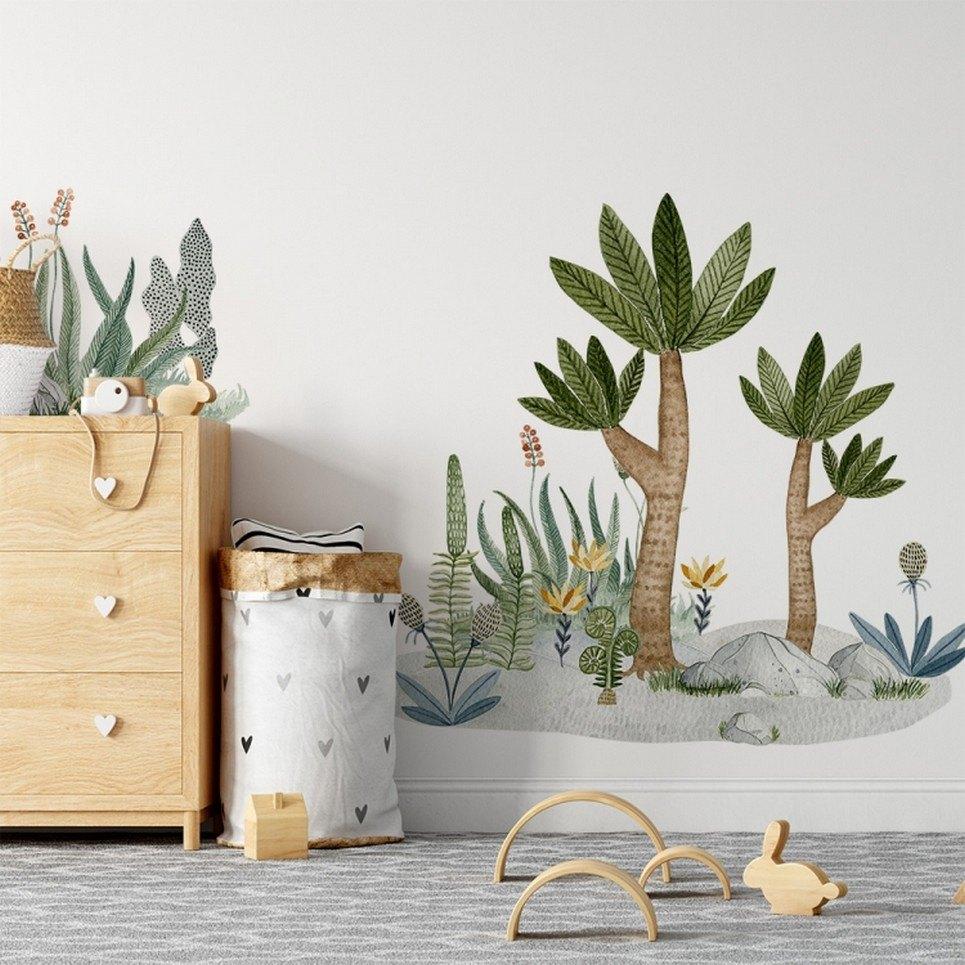 Plants Children's Wall Sticker