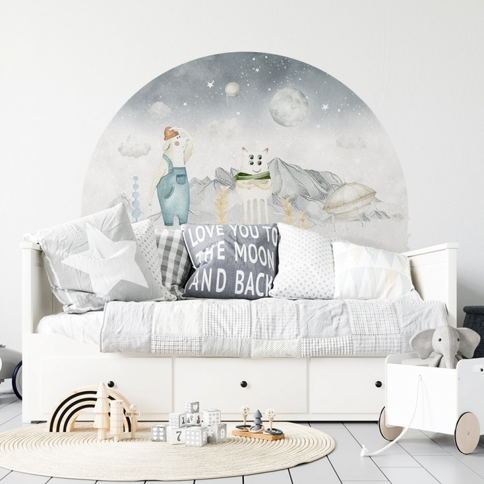 Marian I Kazik Children's Wall Sticker