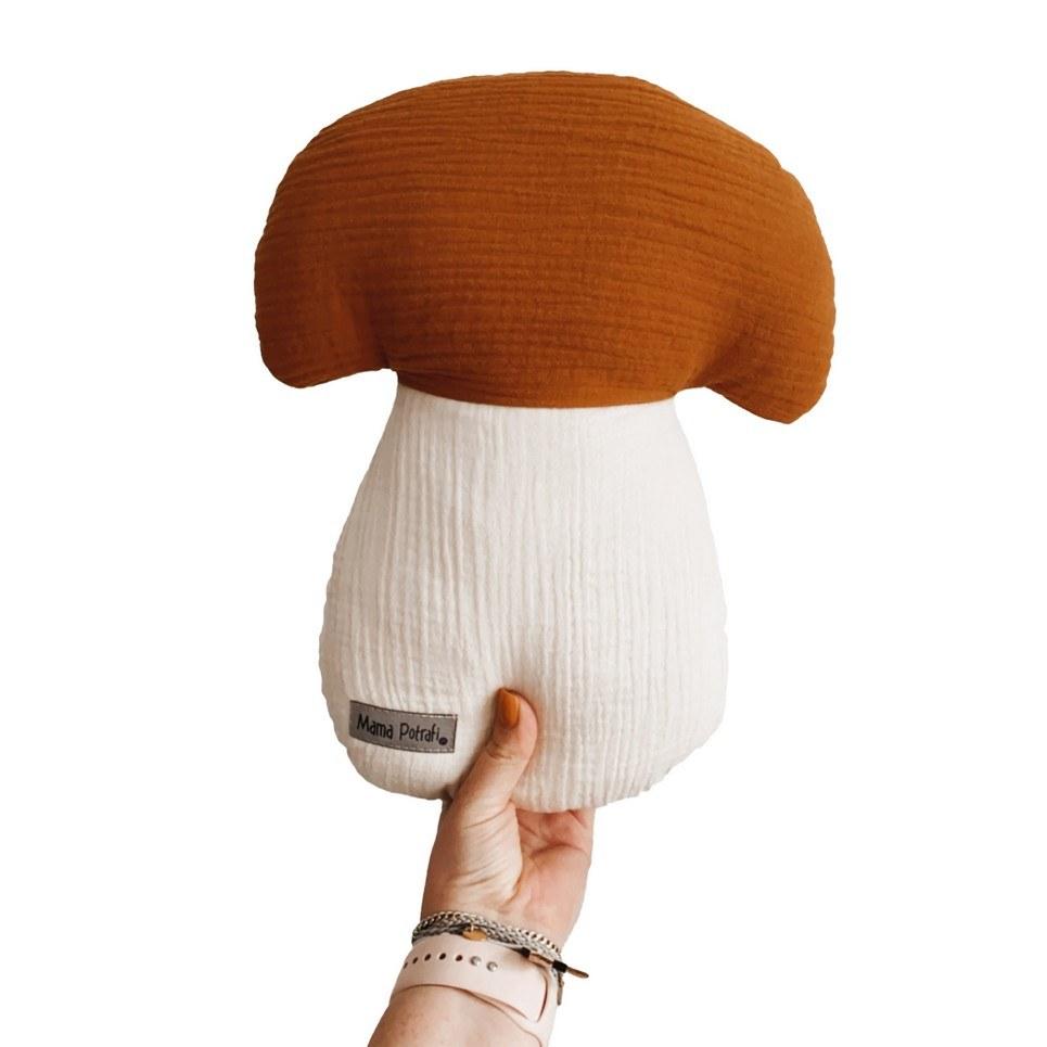 Mushroom Children's Pillow