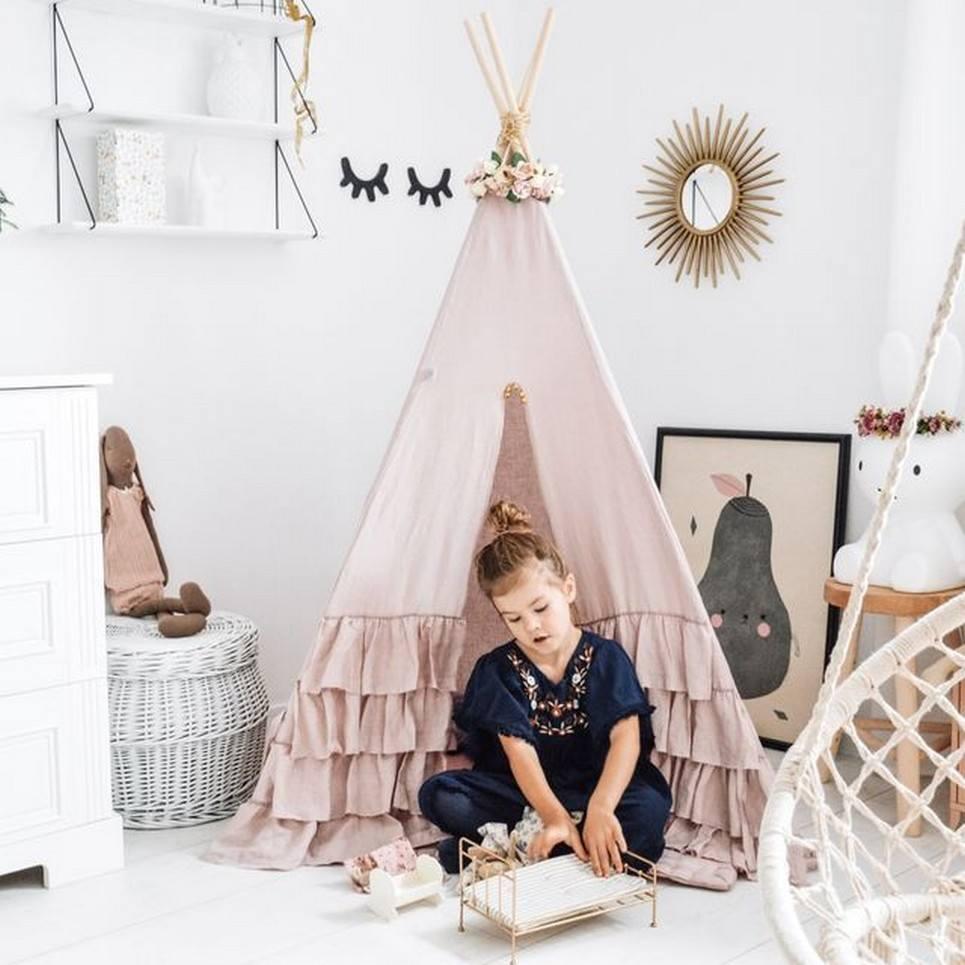 Nanushka Children's Teepee Tent