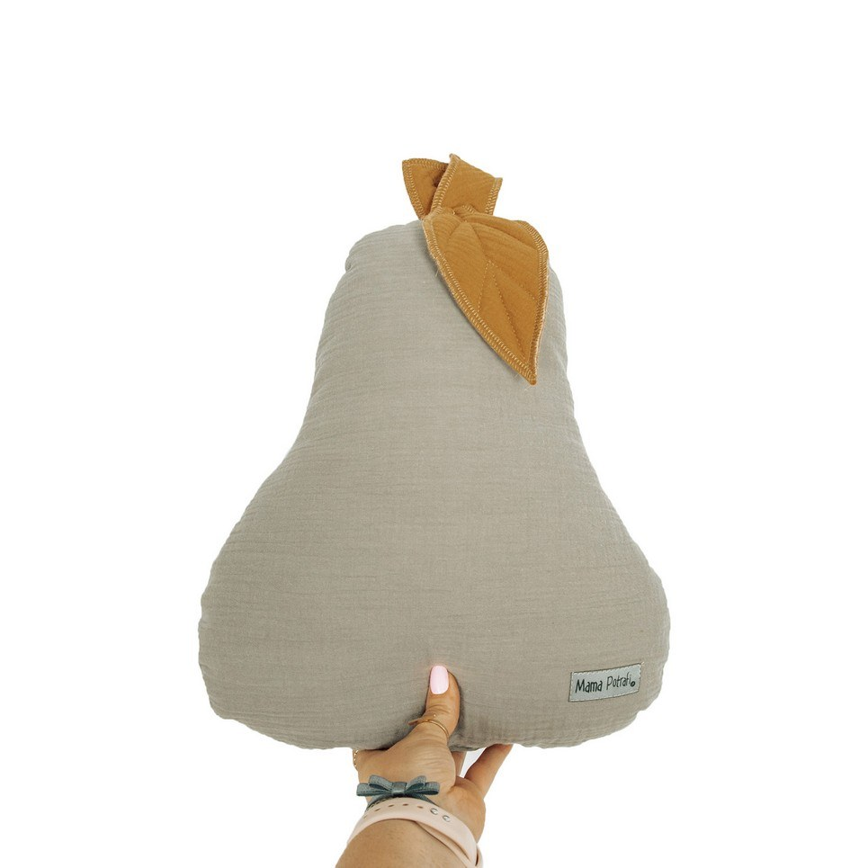 Pear-shaped Pillow Sand