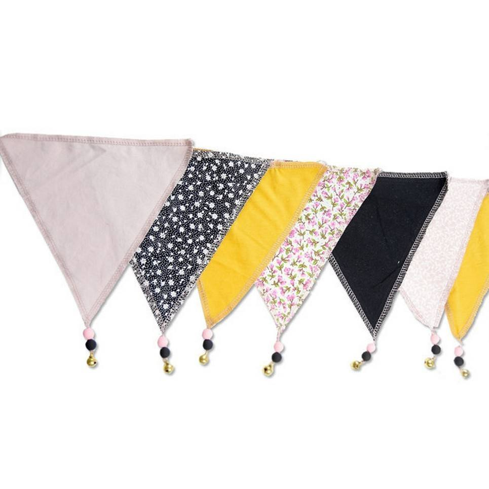 Triangle Bunting Honey
