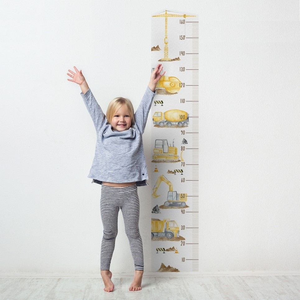 Construction Child Growth Chart