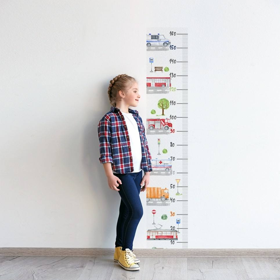 Moto Child Growth Chart