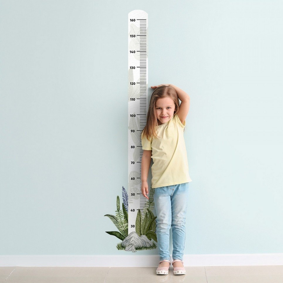 The Plant Child Growth Chart
