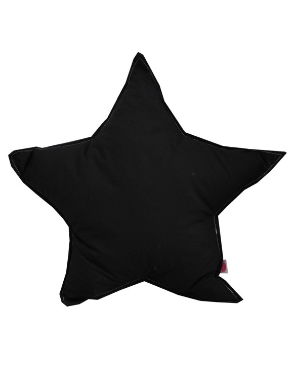 Perfect to bring the child inside everyone, the Black Star Children's Cushion will add that pop of colour into any kid's bedroom or nursery!