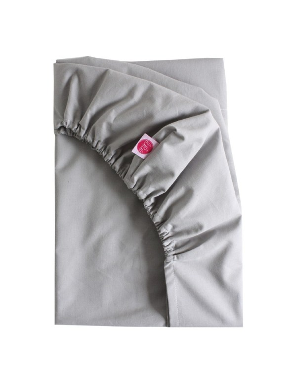 Perfect as a gender-neutral choice, the Dark Gray Fitted Crib Sheet will fit any crib bed or next to me pods. This fitted cot sheet is a perfect addition to spruce up your little bub's nursery.