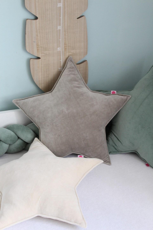 Zinc Star Children's Cushion