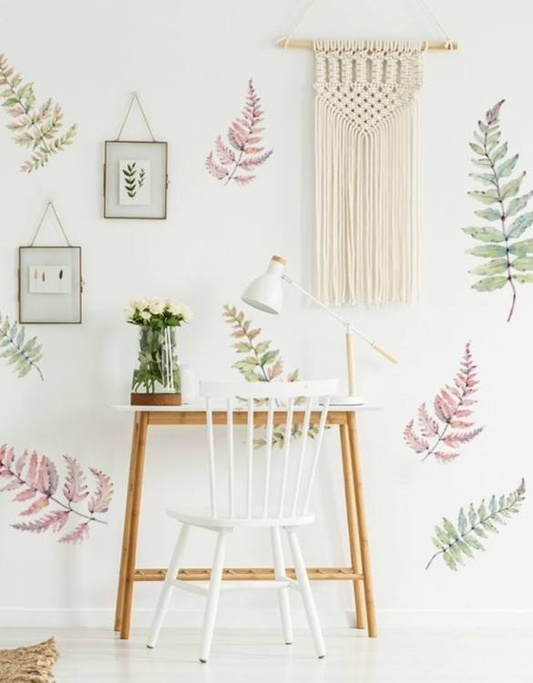 A beautiful scene for children's rooms and nurseries, the Fen Children's Wall Sticker is the perfect addition to any empty space (like walls or furniture). These wall stickers provide a flexible and cost-effective way to decorate your home.