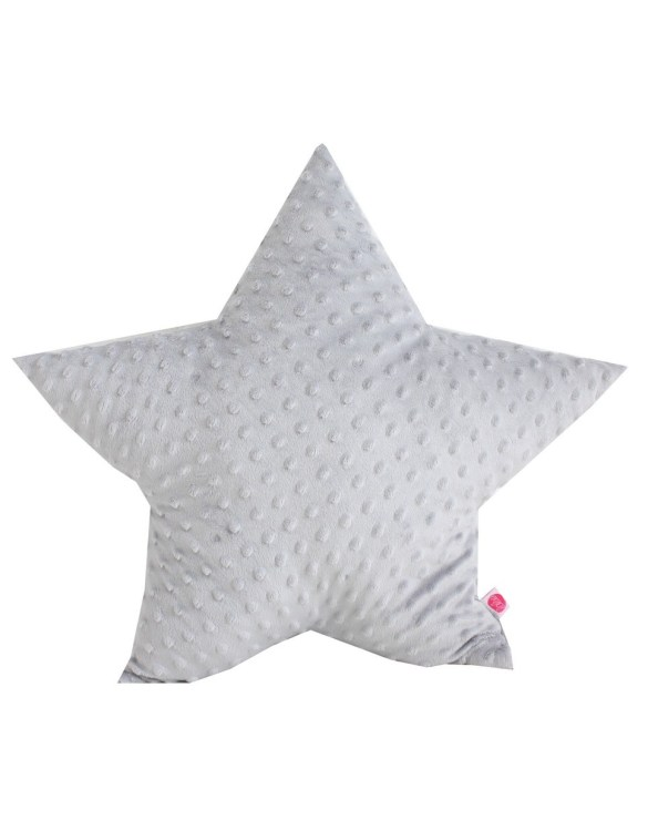 Perfect to bring the child inside everyone, the Grey Star Minky Children's Cushion will add that pop of colour into any kid's bedroom or nursery!