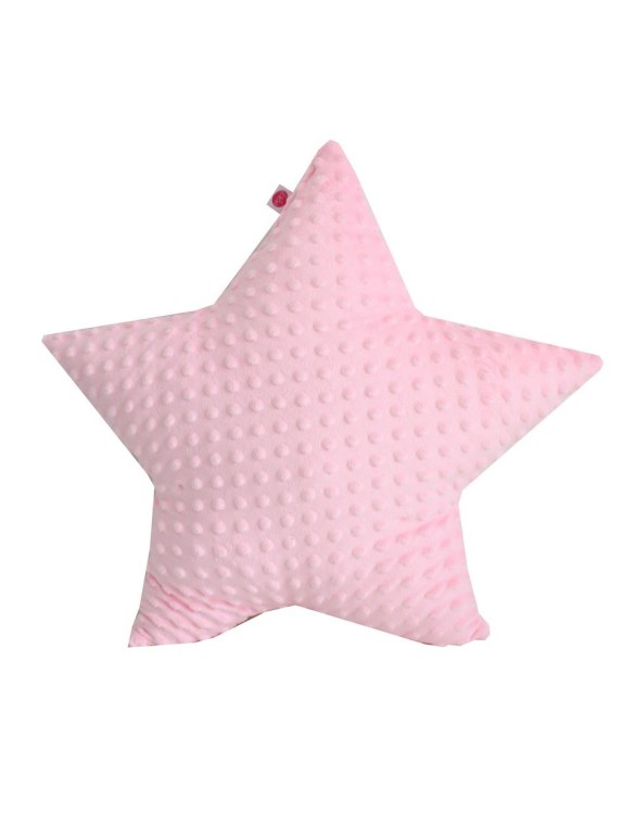 Perfect to bring the child inside everyone, the Pink Star Minky Children's Cushion will add that pop of colour into any kid's bedroom or nursery!