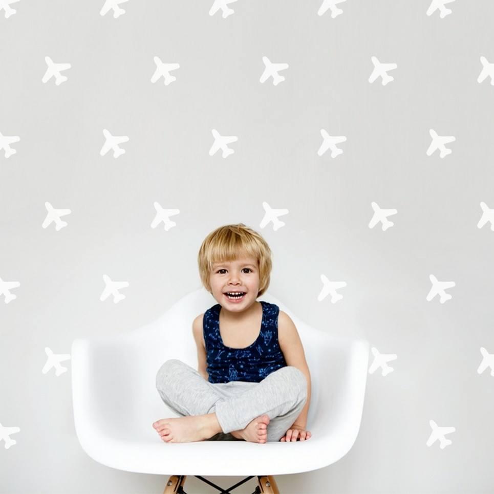 Airplanes Children's Wall Sticker