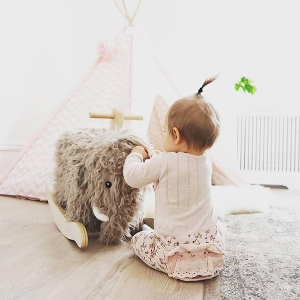 Mammoth NEO Children's Rocking Toy