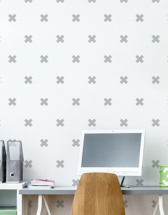 A beautiful scene for children's rooms and nurseries, the Pluses Children's Wall Sticker is the perfect addition to any empty space (like walls or furniture). These wall stickers provide a flexible and cost-effective way to decorate your home.