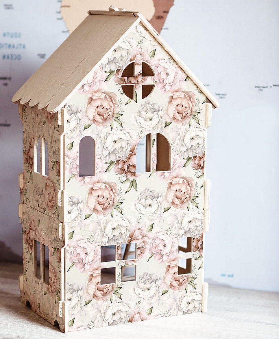 Peonie-Vintage Children's Dolls House