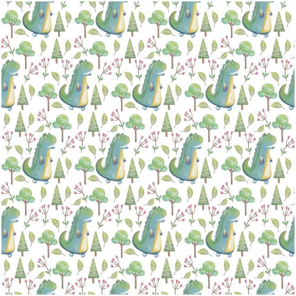 Dinosaurs Children's Wallpaper