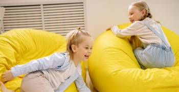 Kids can learn motor skills like touch, movement, proprioception, kinesthesia and concentration from bean bag activities. Here are some fun bean bag activities to try at home or at school with the kids. They are simple and there is little-to-no-prep required.