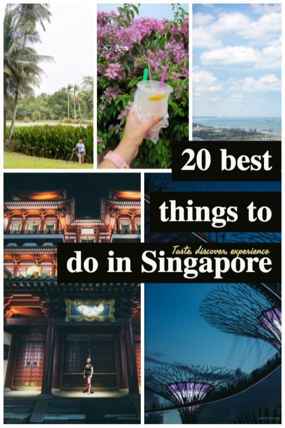 20 best things to do in Singapore