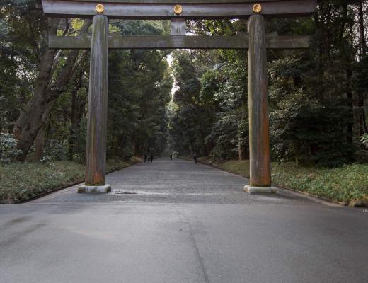 Tokyo Trip - Harajuku and Meiji