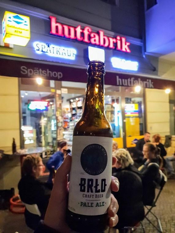Berlin Spati craft beer